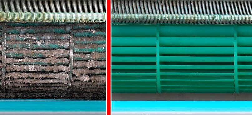 чистка кондиционера харьков