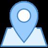 иконка метка на карте